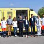 Jan Yperman Ziekenhuis en Brandweer Westhoek bouwen samenwerking verder uit