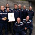 Brandweer Westhoek wint Gouden Rookmelder 2019