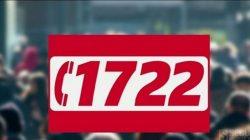 Storm Ciara: 1722 geactiveerd