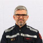 Majoor Kristof Dorné aangesteld als waarnemend zonecommandant
