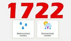 STORM ODETTE – Activering van het nummer 1722