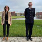 Majoor Kristof Dorné aangesteld als zonecommandant