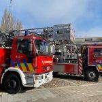Brandweerpost Wervik neemt ladderwagen in gebruik