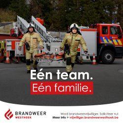 Brandweer Westhoek zoekt 100 extra brandweervrijwilligers